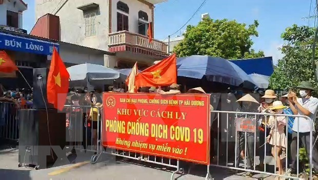 Vietnam records no new COVID-19 cases on September 18 morning hinh anh 1