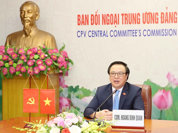 Vietnamese, Mexican Parties seek stronger cooperation hinh anh 1