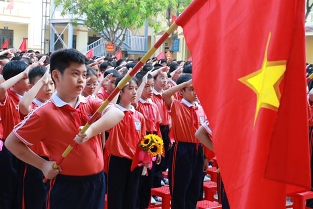 Vietnam's human capital index improves hinh anh 1