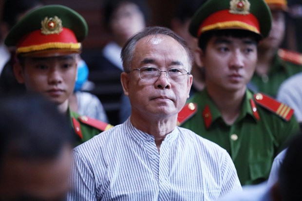 Ex-vice chairman of HCM City sentenced to eight years behind bars hinh anh 1