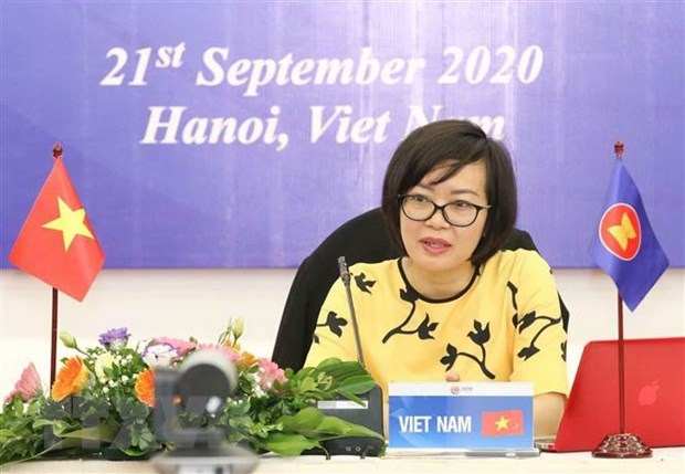 ASEAN forum on social welfare and development held hinh anh 1