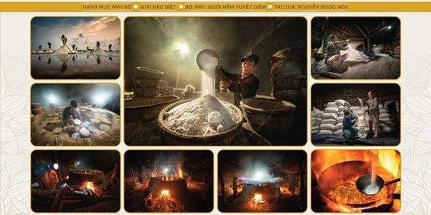 Vietnam Heritage Photo Awards 2020 winners named hinh anh 1