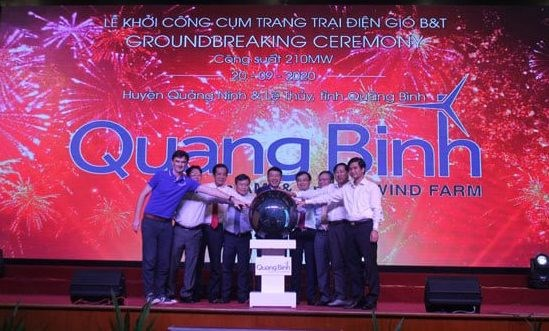 Work starts on biggest inland foreign-funded renewable energy project in Vietnam hinh anh 1