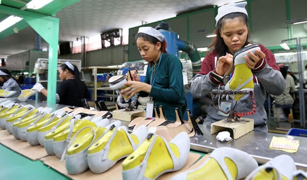 US-Cambodia trade hikes by 17 percent in eight months hinh anh 1