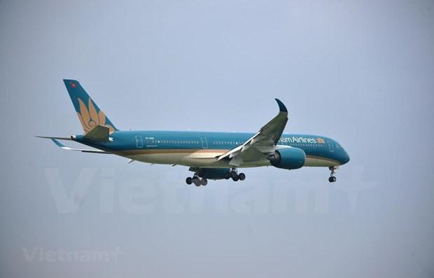 Vietnam Airlines' domestic passenger throughput grows despite COVID-19 hinh anh 1