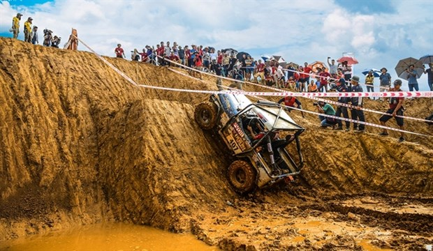 Vietnam Off-road PVOIL Cup 2020 to start in Hanoi hinh anh 1