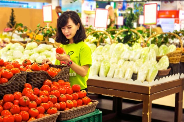 Vinh Phuc: eight-month Consumer Price Index growth at five-year high hinh anh 1