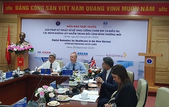 Health Ministry, medical experts discuss NCD treatment amid COVID-19 hinh anh 1