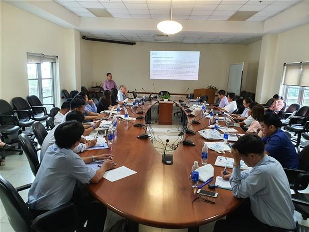 ILO, Can Tho University hold training in labour standards hinh anh 1