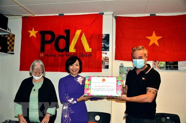 Swiss Party of Labour marks Vietnam's National Day hinh anh 2