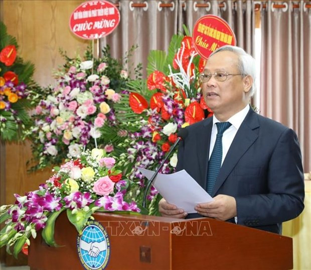 NA Vice Chairman re-elected Chairman of Vietnam Peace Committee hinh anh 1