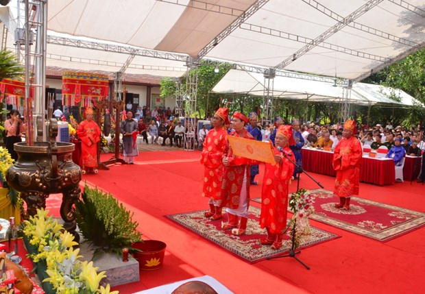Quang Ninh cancels An Sinh Temple festival over COVID-19 concerns hinh anh 1