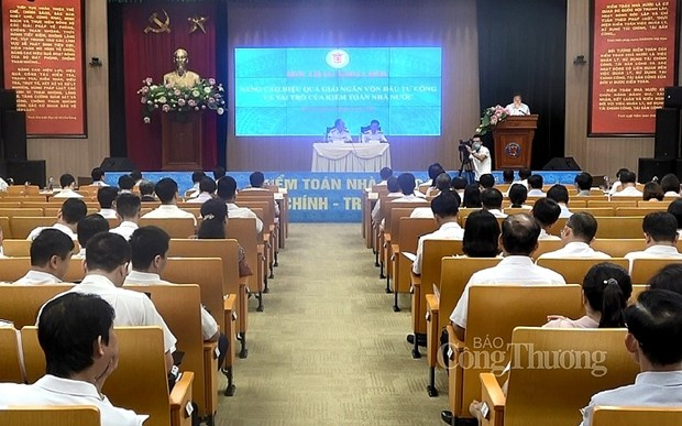 Workshop discusses public investment disbursement, role of State audits hinh anh 1