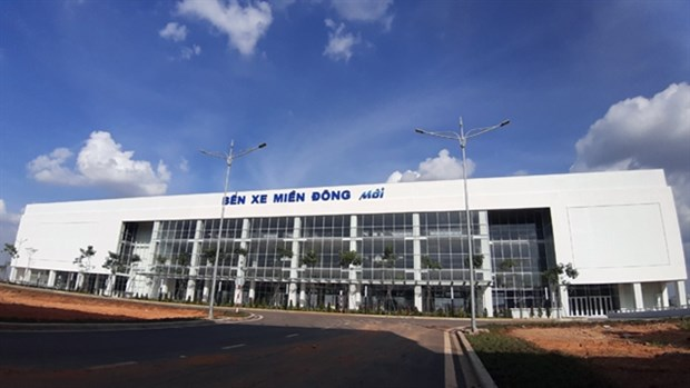 New Eastern Bus Station in HCM City to open next month hinh anh 1