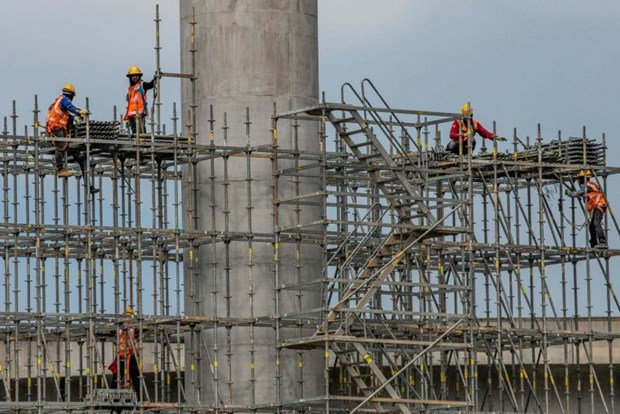 Malaysia's construction industry suffers record decline hinh anh 1