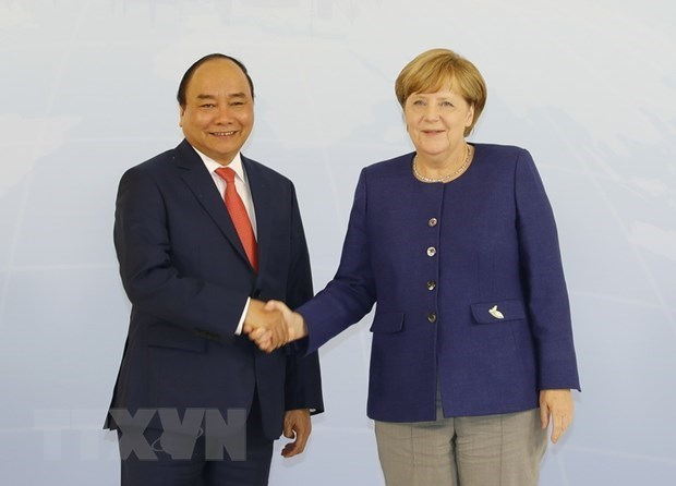45 years of Vietnam-Germany relations: Enduring, strong vitality hinh anh 1