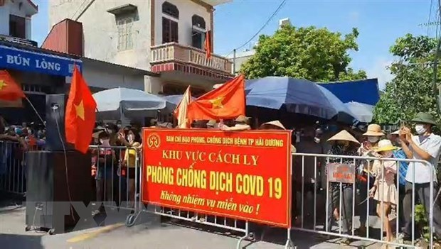 Australian broadcaster lauds Vietnam's efforts in beating COVID-19 again hinh anh 1