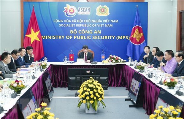 Vietnam calls for stronger ASEAN cooperation in transnational crime hinh anh 1