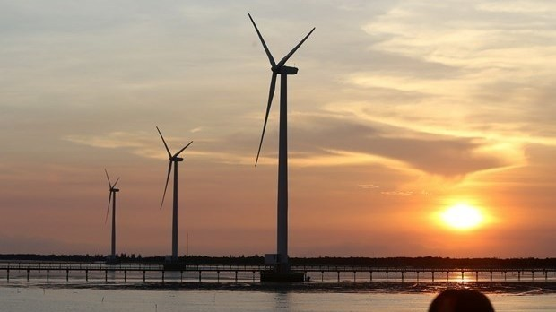 Construction starts on two wind farms in Gia Lai province hinh anh 1