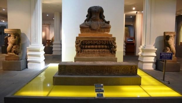 Da Nang offers virtual tour of Champa sculptures through 3D scanning hinh anh 1