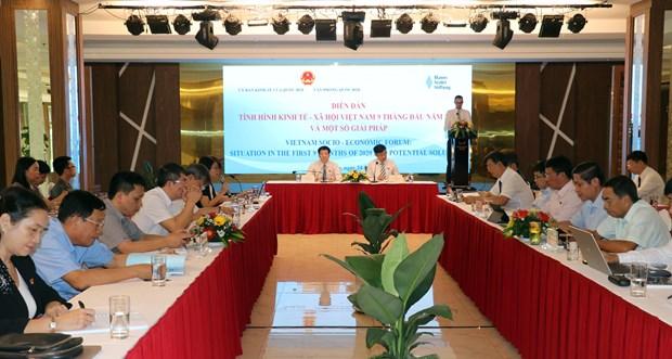 Can Tho hosts Vietnam socio-economic forum hinh anh 1