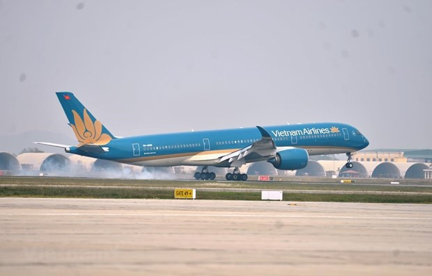Vietnam Airlines sells tickets for commercial flight from Seoul to Hanoi hinh anh 1