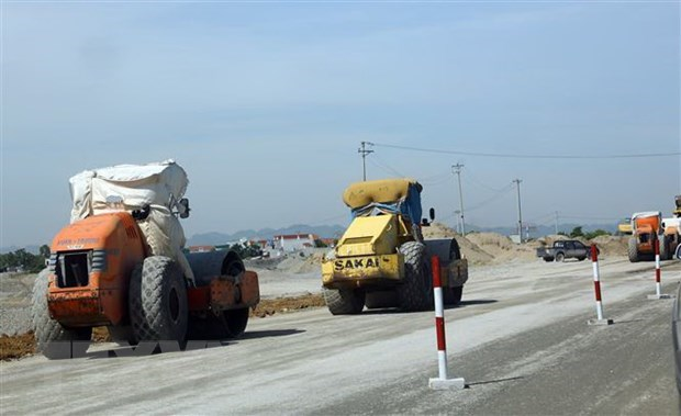 Construction on expressway component projects slated for September 30 hinh anh 1