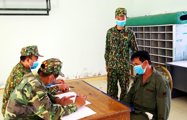 Lang Son rings brokering illegal entry into Vietnam busted hinh anh 1