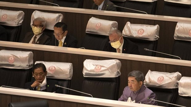 Thai parliament sets up committee to study Constitution change hinh anh 1