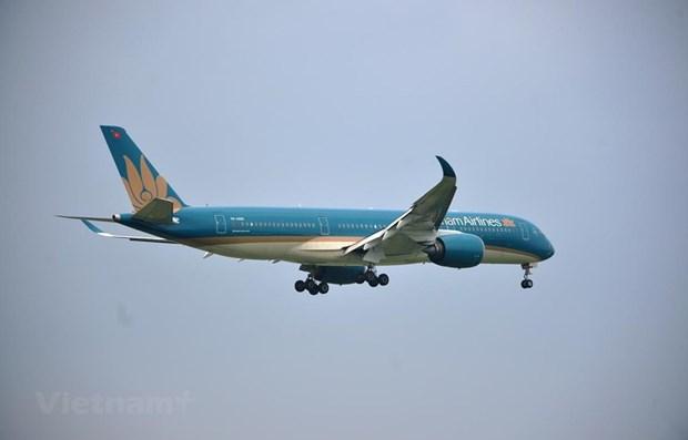 Commercial flights resumed between Vietnam, Republic of Korea hinh anh 1