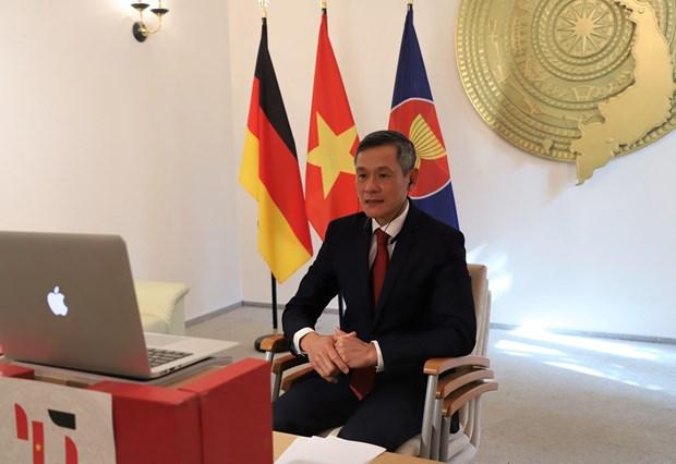 Webinar discusses innovation promotion for Vietnam's economic development hinh anh 1