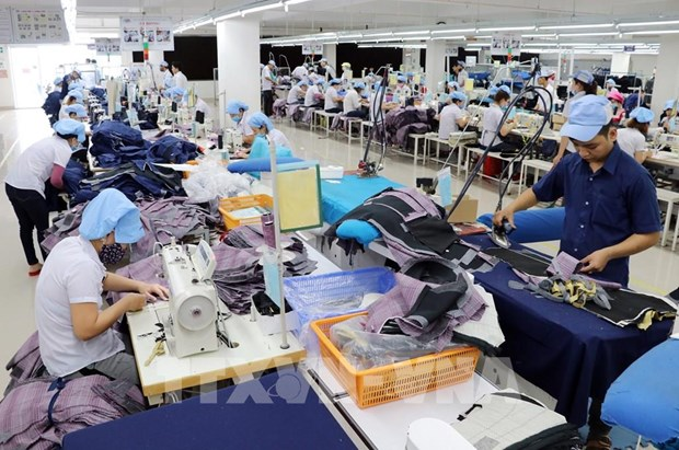 Textile exports to EAEU may exceed trigger level: MoIT hinh anh 1