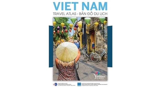 Vietnam Travel Atlas republished to update travellers on tourism information hinh anh 1