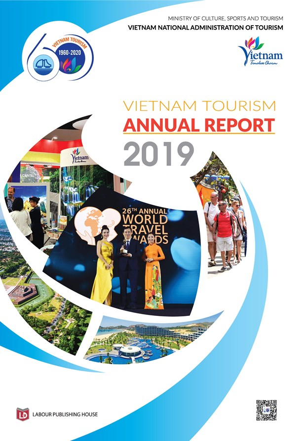 Vietnam Tourism Annual Report 2019 released hinh anh 1