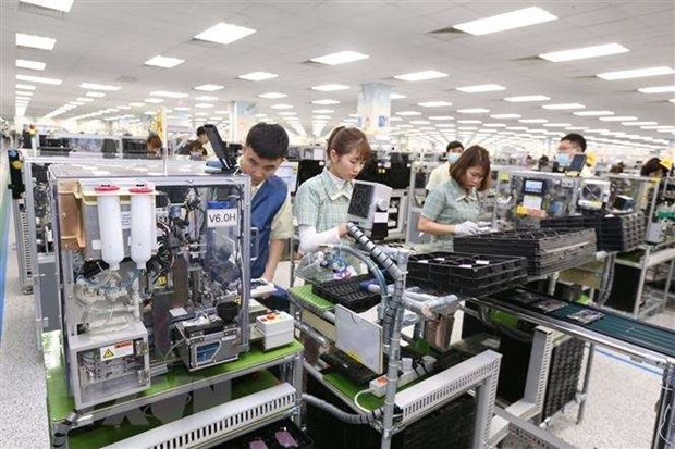Hanoi's export turnover surges 10.3 percent in Q3 hinh anh 1