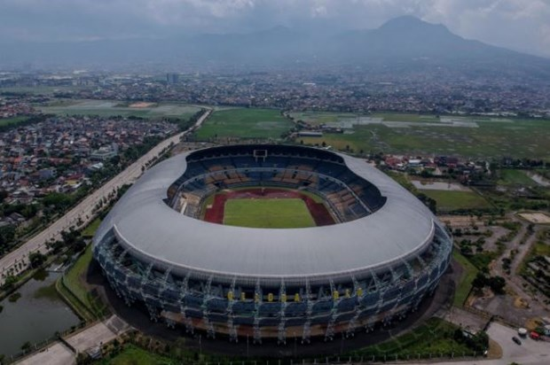 Indonesia's soccer leagues further delayed amid COVID-19 concerns hinh anh 1