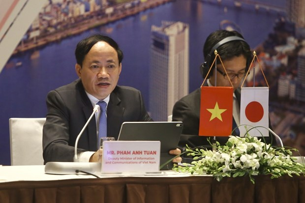 Vietnam willing to welcome investment from Japanese IT firms: Official hinh anh 1