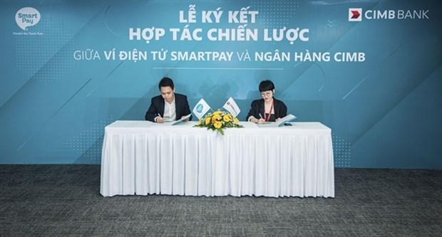 E-wallet SmartPay, CIMB Bank unveil tie-up hinh anh 1