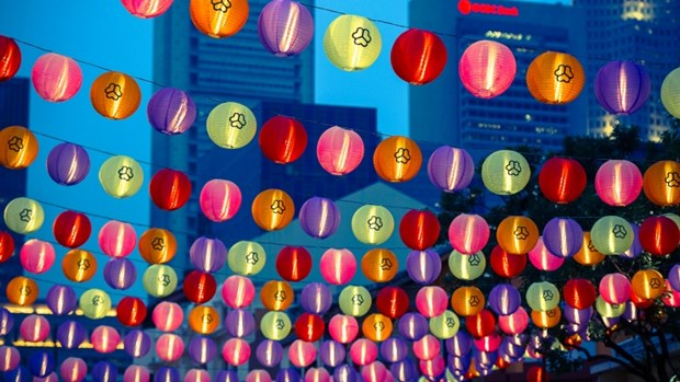 Singapore: Mid-Autumn Festival celebrations scaled down due to COVID-19 hinh anh 1