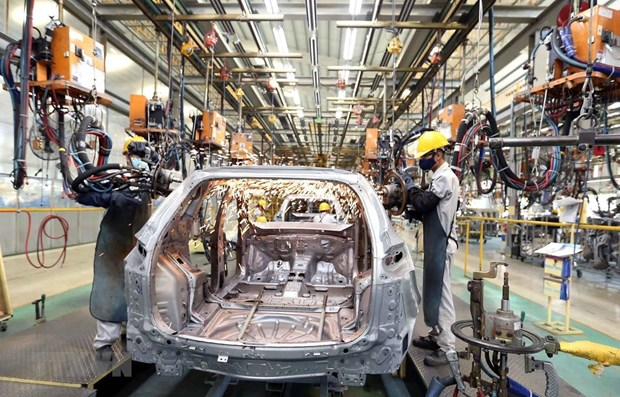 Singaporean economists upbeat about Vietnam's economy hinh anh 1