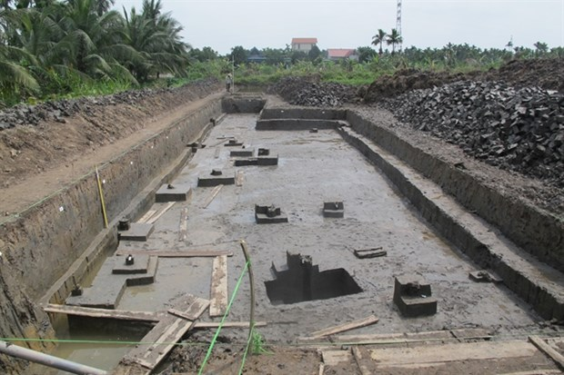 Conference highlights archaeological results in past year hinh anh 1