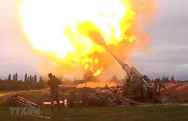Vietnam concerned over escalating tensions in Nagorno-Karabakh: Spokesperson hinh anh 1