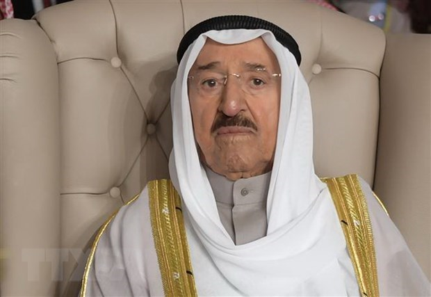 Vietnamese leaders extend condolences over death of Kuwaiti emir hinh anh 1