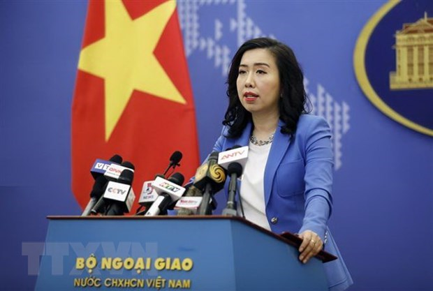 Vietnam welcomes countries' standpoints on East Sea issue: Spokesperson hinh anh 1