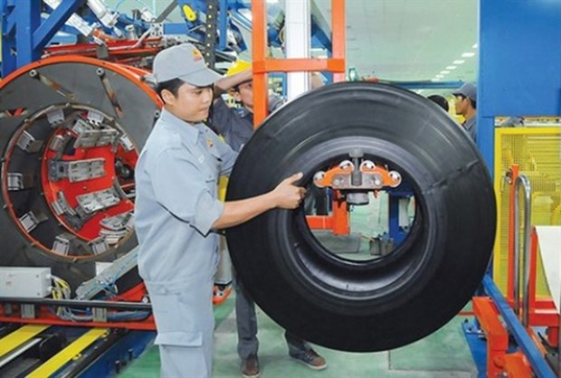 Vietnam Rubber Group to expand tyre production via M&A hinh anh 1