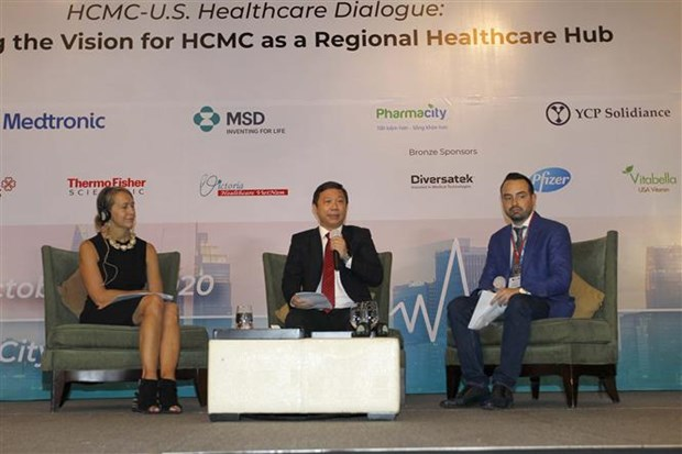 HCM City strives to become regional healthcare hub hinh anh 1