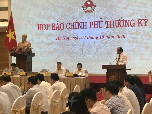Minister: Government determined to achieve 3 pct. growth this year hinh anh 1