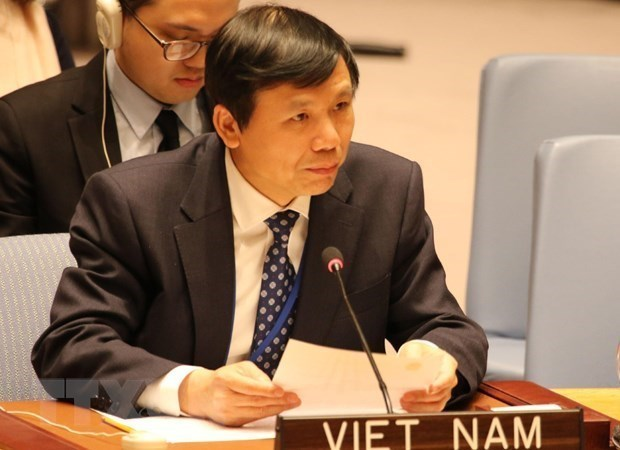 Vietnam supports efforts to ensure peace, stability in Golan Heights hinh anh 1