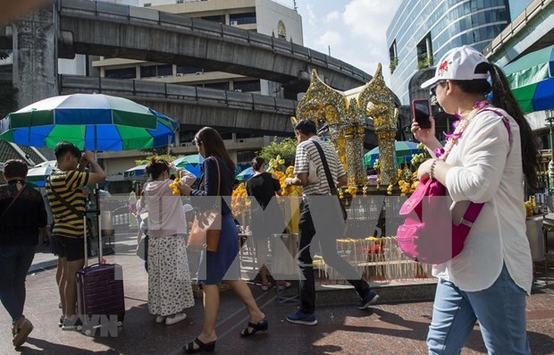 Thailand allows partial reopening of borders to tourists hinh anh 1