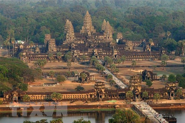 Cambodia: Revenue of tickets to Angkor Wat sees 75 pct drop hinh anh 1